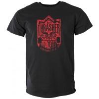 Thrasher - Thrasher x Habitat Dark Forest Tshirt