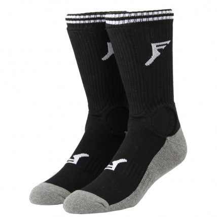 Footprint Painkillers socks - Bamboo Charcoal Edition