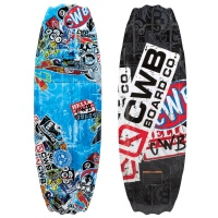 CWB Board Co. - Jnr Surge Wakeboard and Bindings 2014