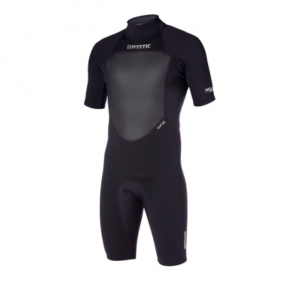 Mystic Star 3/2mm Back-Zip Shorty Mens Wetsuit