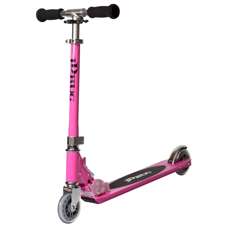 the jd bug pro street scooter in pink. Black Bedroom Furniture Sets. Home Design Ideas