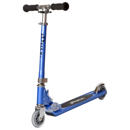 The JD Bug Pro Street Scooter in Reflex Blue