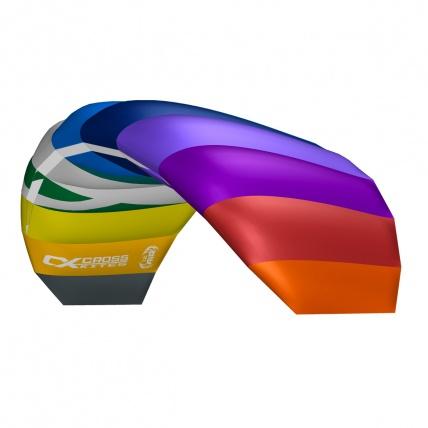 Cross Kites Air Rainbow 2 Line Powerkite