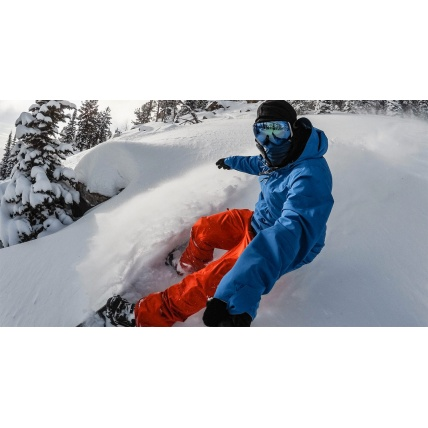 GoPro 3 Way Mount Snowboarding