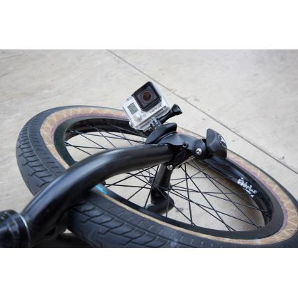 Flymount on BMX dropout