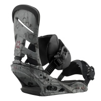 Burton - Mission Snowboard Bindings Evil Genius