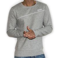 21SCARS - Legacy Sweater in Heather Grey
