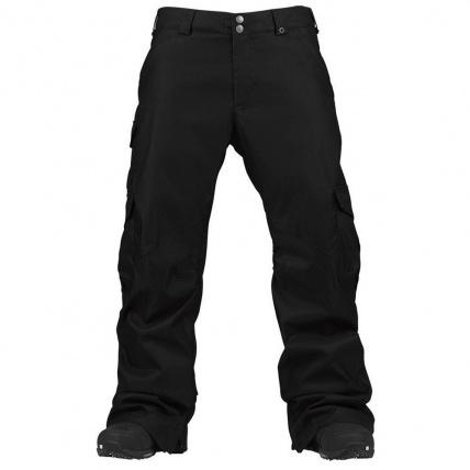 Burton Cargo Snowboard Pant Black