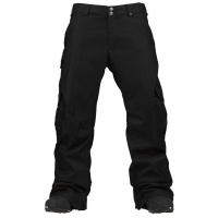 Burton - Cargo Black Snowboard Pant