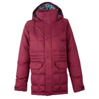 Burton - Ayers Down Womens Snow Jacket Sangria