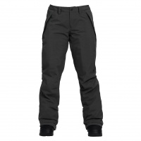 Burton - Society Womens Snowboard Pant Black Heather