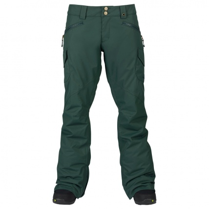 Burton Womens Fly Snowboard Pant in Pine Needle