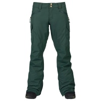 Burton - Fly Womens Snowboard Pant Pine Needle