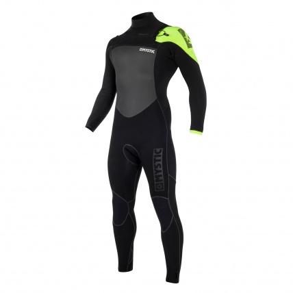 Mystic Legend 5/3 Front Zip Quick Dry Wetsuit front view
