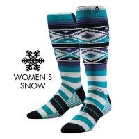 Stance - Neon Navajo Womens Snowboard Socks