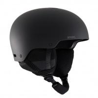 Anon - Raider 3 Black Mens Ski Snowboard Helmet