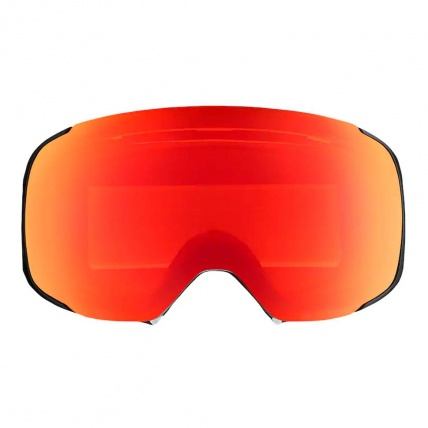 Anon M2 Black Red Sonar Zeiss Snowboard Goggles Front
