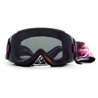 Smith - Squad Snow Goggle Sunset Palms Blackout