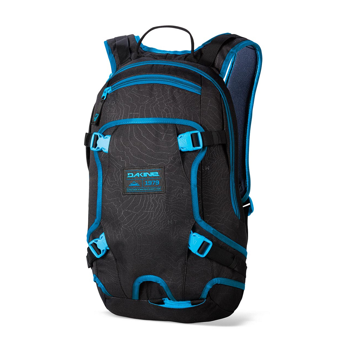 Dakine Ally 11l Technical Backpack With Shovel Amp Probe