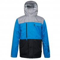 686 - Authentic Smarty Form Jacket Blue Block