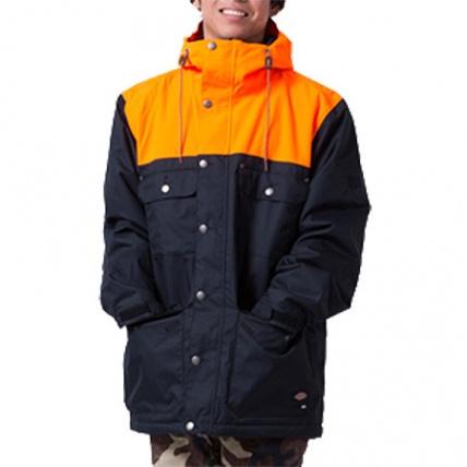 Dickies Foundation Snowboard Jacket Black