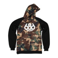 686 - Airflight Icon Bonded Hoody Hunter Camo