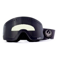Dragon - NFXs Melanoid Heather Dark Smoke Goggles