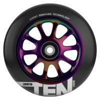 Lucky Scooters - Tens 110mm Neochrome Black Wheel