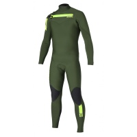 Mystic - Majestic 2015 5/3mm FZip Wetsuit Army Green