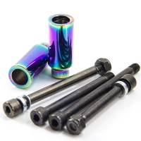 Slamm Scooters - Cylinder Pegs in Neochrome