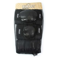 Bullet - Combo Wrist Guard, Knee and Elbow Pads Set