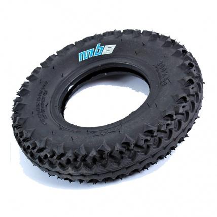MBS T3 Tyres Black