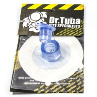 Dr.Tuba - Self Adhesive 11mm Kite Dump Valve