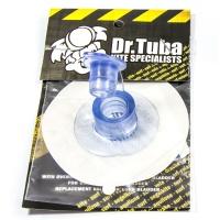 Dr.Tuba - Self Adhesive 11mm Kite Dump Valve