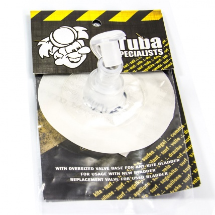 Dr.Tuba replacement adhesive, inflate valve