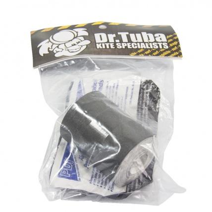 Dr. Tuba Dacron Kite Repair Tape in Dark Grey
