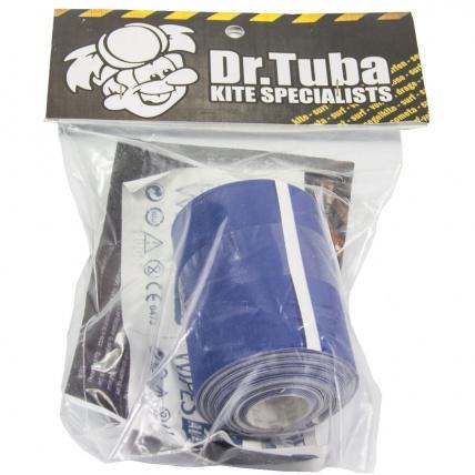 Dr. Tuba Dacron Kite Repair Tape in Blue