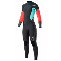 Mystic - Diva Womens 5/3mm Back Zip Winter Wetsuit