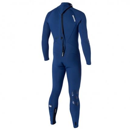 Mystic 3/2 Voltage Summer Wetsuit back