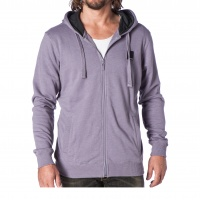 Mystic -  Fresh Hooded Zip Sweat 3.0 in Purple