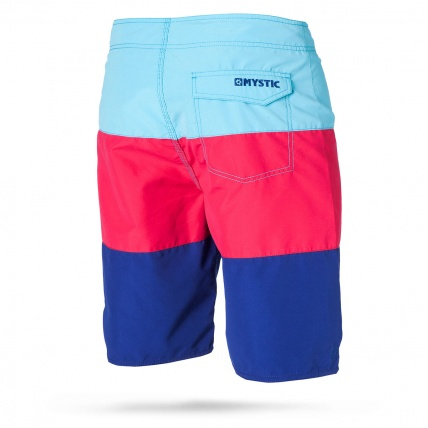 Drip Board Shorts in Blue