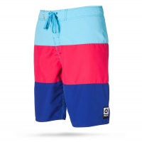 Mystic - Drip Board Shorts in Blue