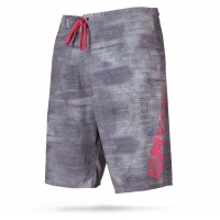 Mystic - Boost 18in Board Shorts in Grey