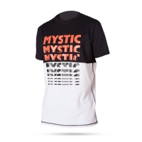 Mystic - Drip Short Sleeve Quick Dry T-Shirt Rash Vest