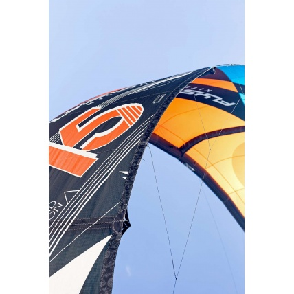 Flysurfer Boost2 LW Back Bridle Detail