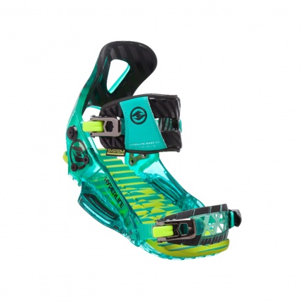 Hyperlite Chassis in Teal