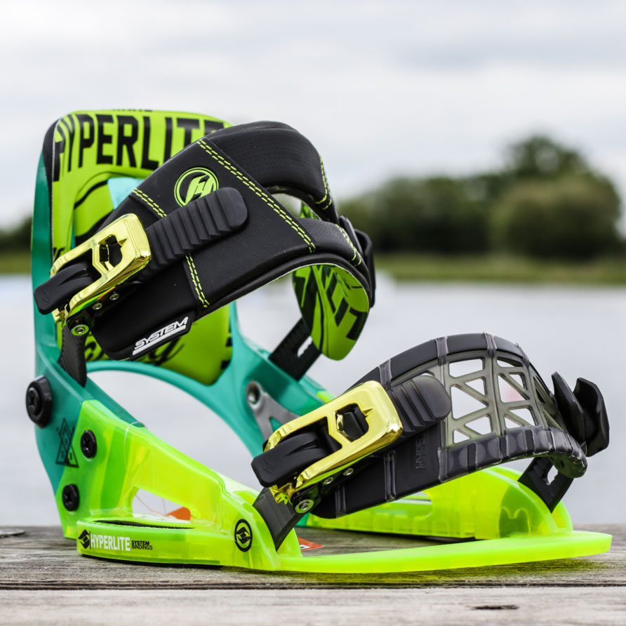 Hyperlite System Binding 2015 Flash Electric