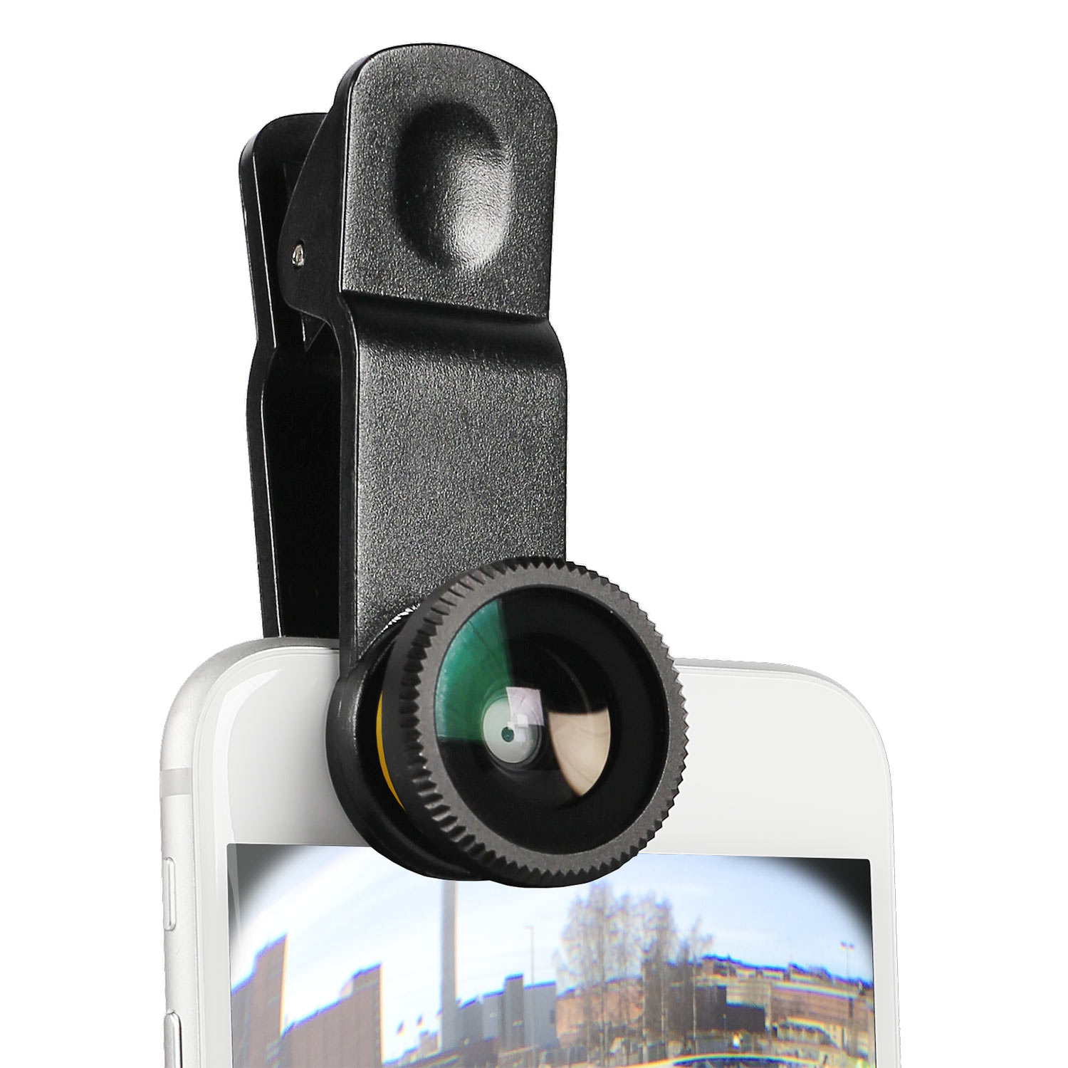 Black Eye Clipper 180 Fisheye Lens - Phone Camera Lens ...