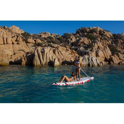 RRD Air EVO Tourer iSup Paddleboard in use