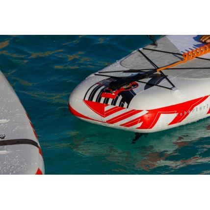 RRD Air EVO Tourer iSup Paddleboard tail